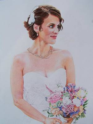 Mixed Media - Wedding Day by Constance DRESCHER