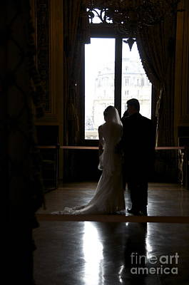 Photograph - Wedding Day by Louise Fahy