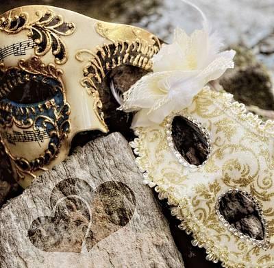 Photograph - Wedding Eyes by Amanda Eberly-Kudamik