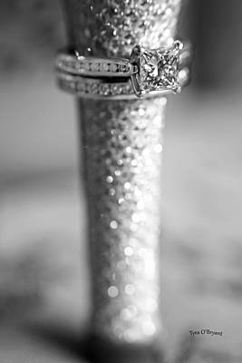 Photograph - Wedding Ring by Tyra OBryant