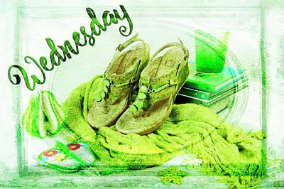 Photograph - Wednesday Shoes by Randi Grace Nilsberg