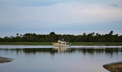 Photograph - Weekend Boating by Cynthia Guinn