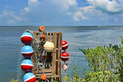 Photograph - Weekend In Key Largo by Olga Hamilton