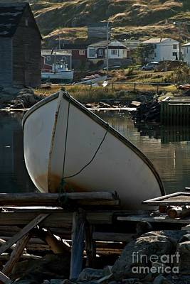 Photograph - Weekend Rest On Fogo Island by Tatiana Travelways