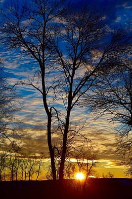 Photograph - Weekend Sunrise In Minnesota by Dacia Doroff
