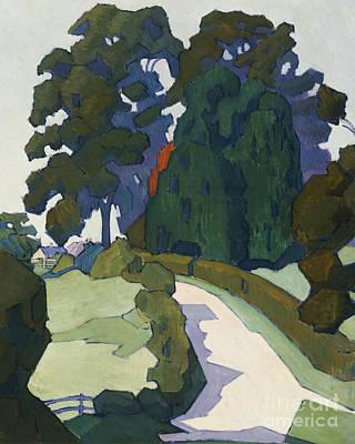 Painting - Weeping Ash, 1923  by Robert Polhill Bevan