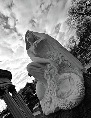 Photograph - Weeping Woman by Matt MacMillan