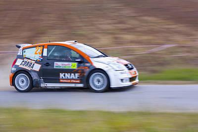 World Rally Championship Photograph - Weijs Jr. Degandt by Boyan Dimitrov