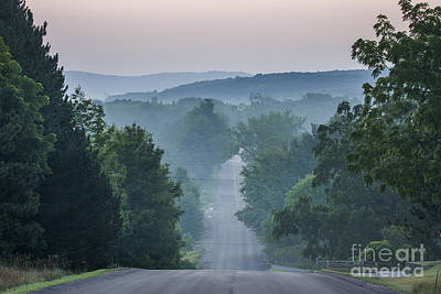 Welch Photograph - Welch Road In Glen Arbor by Twenty Two North Photography