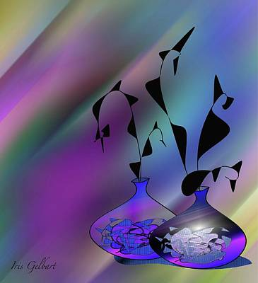 Digital Art - Welcome Home  #11 by Iris Gelbart