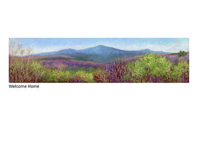 Pastel - Welcome Home by Betsy Derrick
