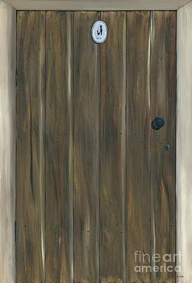 Painting - Welcome Relief by Kenneth Clarke