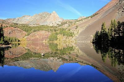 Photograph - Welcome To Blue Lake by Sean Sarsfield