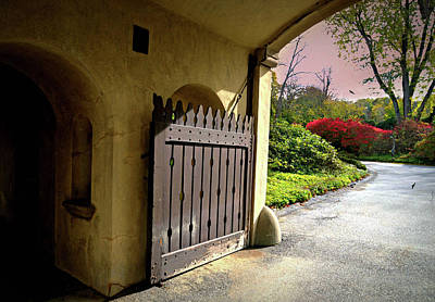 Photograph - Welcome To Caramoor by Diana Angstadt