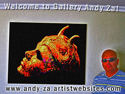 Gallery Website Photograph - Welcome To Gallery Andy Za. by Andy Za