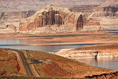 Photograph - Welcome To Lake Powell by Hany J