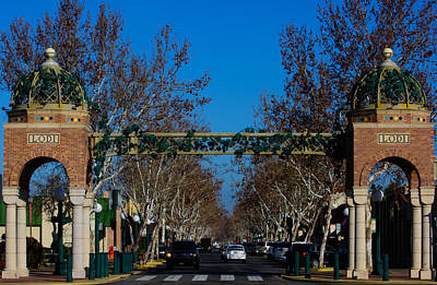 Photograph - Welcome To Lodi by Tikvah's Hope