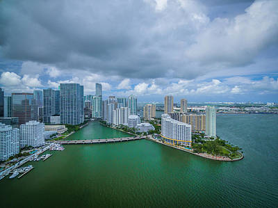 Photograph - Welcome To Miami by Evgeny Vasenev