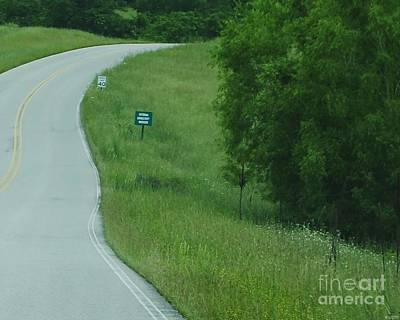Photograph - Welcome To Missouri by Lizi Beard-Ward