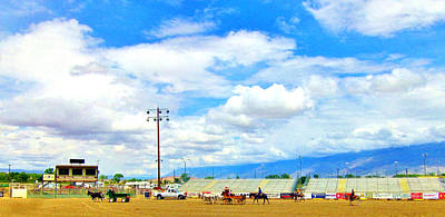 Photograph - Welcome To Mule Days by Marilyn Diaz