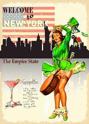 Welcome To New York Original