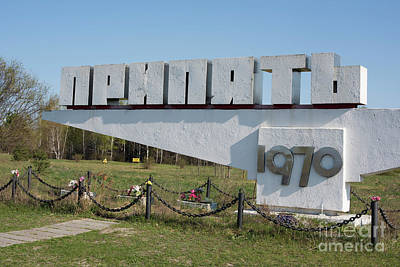 Photograph - Welcome To Pripyat by Juli Scalzi