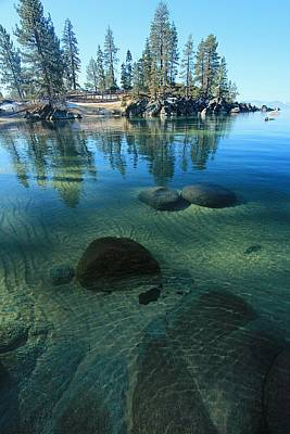 Photograph - Welcome To Sand Harbor by Sean Sarsfield