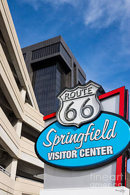 Photograph - Welcome To Springfield by Jennifer White