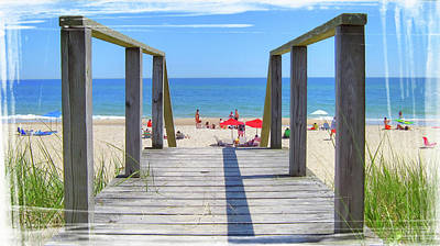 Photograph - Welcome To Summer by Keith Armstrong
