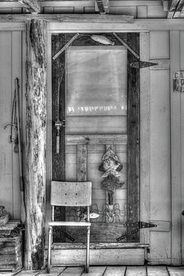 Photograph - Welcoming Door by Richard J Cassato