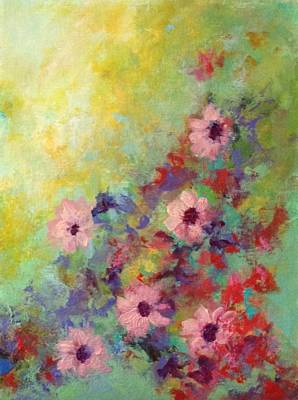 Welcoming Spring Art Print by Suzzanna Frank