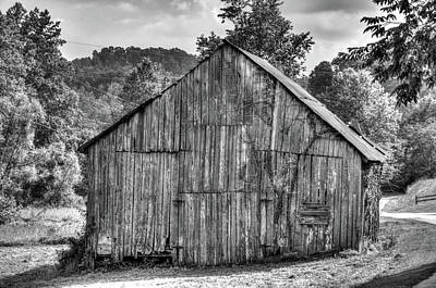 Photograph - Well Barn 10 by Douglas Barnett