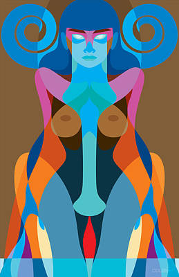 Well From My Eyes Art Print by Michael Colbert