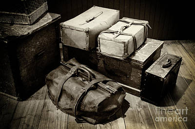 Photograph - Well Traveled by Bob Christopher