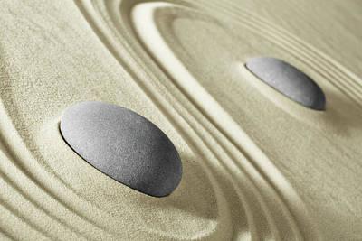 Photograph - Wellness And Zen Stones by Dirk Ercken
