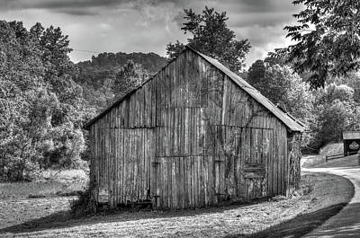 Photograph - Wells Barn 12 by Douglas Barnett