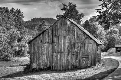 Photograph - Wells Barn 12 by Douglas Barnett