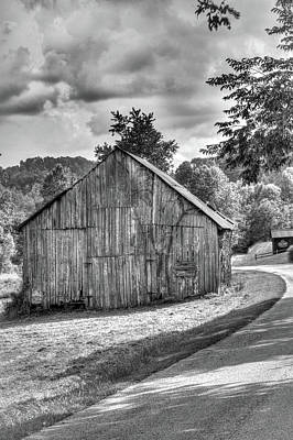 Photograph - Wells Barn 13 by Douglas Barnett