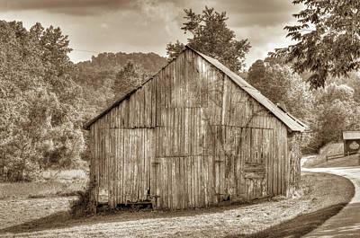 Photograph - Wells Barn 17 by Douglas Barnett