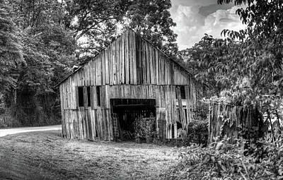 Photograph - Wells Barn 5 by Douglas Barnett