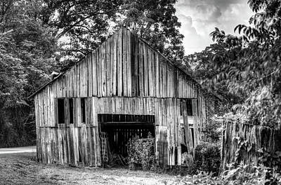Photograph - Wells Barn 7 by Douglas Barnett