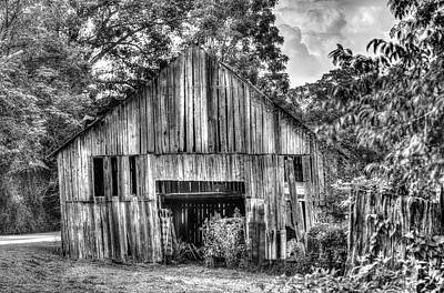 Photograph - Wells Barn 8 by Douglas Barnett