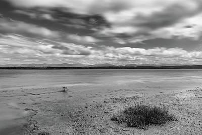 Photograph - Welsh Coastal by Georgia Fowler