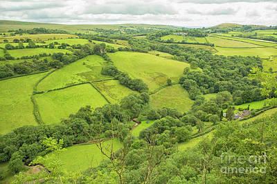 Photograph - Welsh Landscape by Patricia Hofmeester