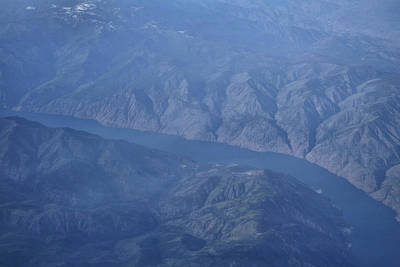Photograph - Wenatchee National Forest From Above by Dan Sproul