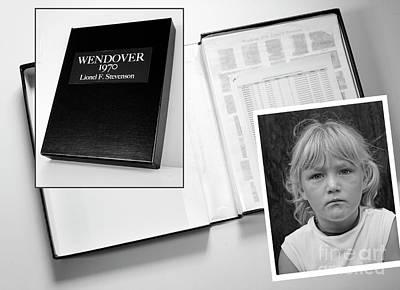 Photograph - Wendover 1970 Portfolio by Lionel F Stevenson