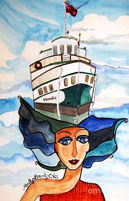 Wenonah 2  Art Print