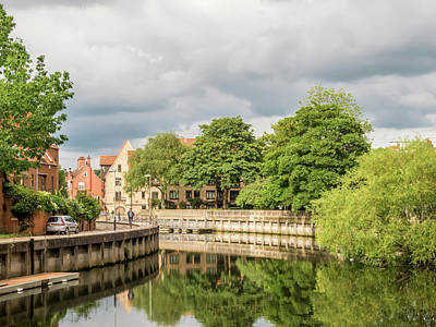 Design Turnpike Vintage Farmouse - Wensum View by Gary Rayner