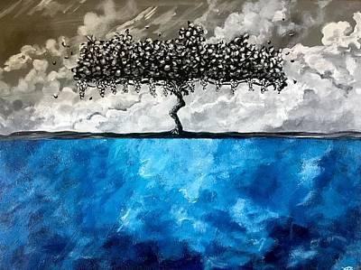 Painting - Wente Gsm by Joel Tesch