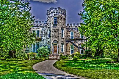 Photograph - Werner Castle by William Norton